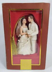 2007 Lenox Bride and Groom Christmas Ornament | eBay