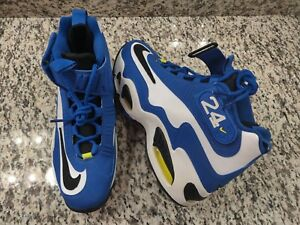 superior quality 27ff9 95a4e NEW NIKE AIR GRIFFEY MAX 1 VARSITY ROYAL BLUE FRESHWATER VOLT 354912 ...