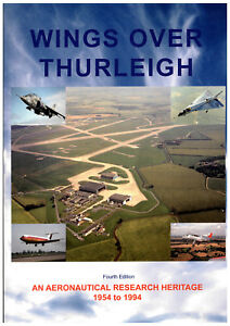Wings-Over-Thurleigh-An-Aeronautical-Research-Heritage-1954-94-by-Dobson-NEW-PB