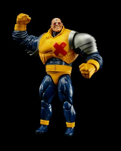 Strong Guy BAF Marvel Legends Deadpool Wave 3 Sunspot