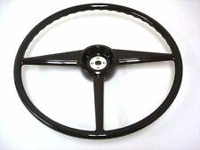 1953 1954 1955 Ford Pickup Truck Gloss Black Steering Wheel Fits Original Column