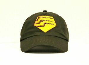 International Parcel Service Hat Doug Heffernan IPS Baseball Cap King of Queens