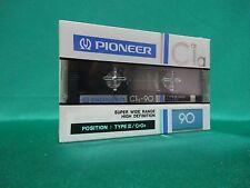 1 x PIONEER C1a 90 (TYPE II) - Original* Vintage Audio Cassette* OVP! Rare!1982!