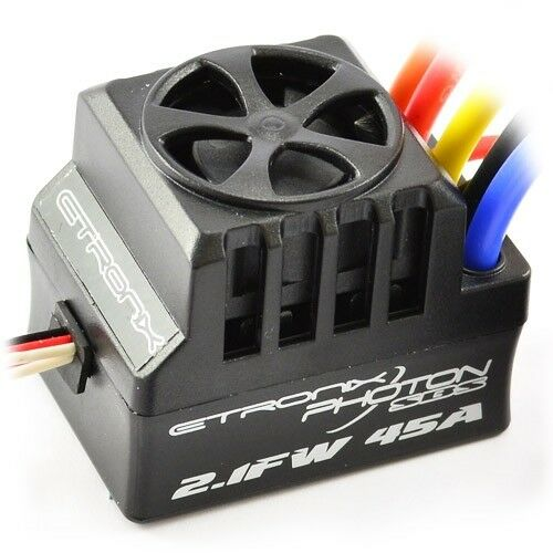 ET0129 Etronix Photon 2.1Fw 60Amp Full Waterproof Brushless Esc