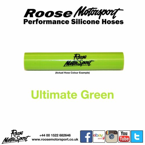 Roose Motorsport Nova 2.0L C20LET 16V Turbo Ancillary Silicone Hose Kit