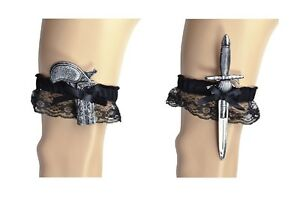 PIRATE-GARTER-FOR-HIDDEN-WEAPON-DAGGER-PISTOL-FANCY-DRESS-PARTY-ACCESSORY