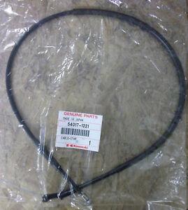KAWASAKI-ZX12-B1H-B2h-Ninja-Obturador-ARRANQUE-Cable