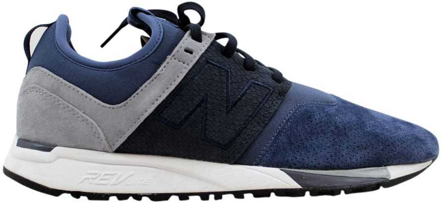 New Balance 247 Navy bluee Grey MRL247RN Men's SZ 10.5