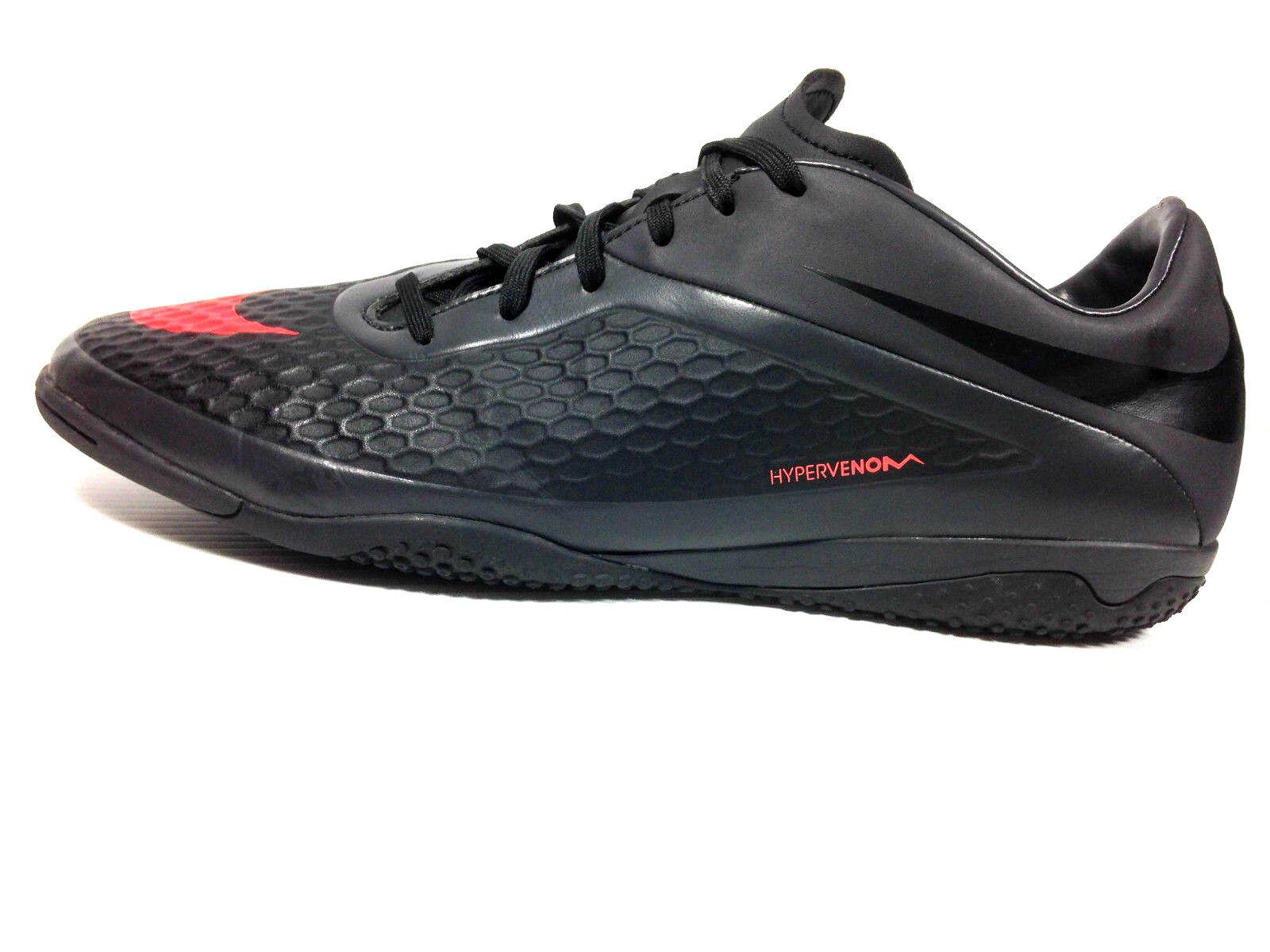 Nike hipervenom Men's Black Sneakers Size 12 US.