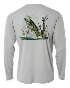 Microfiber-Moisture-Wicking-Long-Sleeve-Fishing-Shirt-Bass