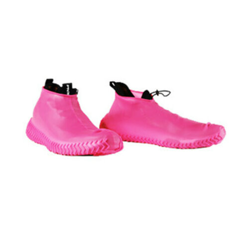 Durable Silicone Overshoes Cover Rain Waterproof Shoe Covers Boot Shoe Protector
