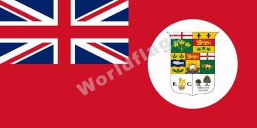 Canada Historical Flag 1868 1921 1957 3X5 3X6FT Canadian Newfoundland Olympic