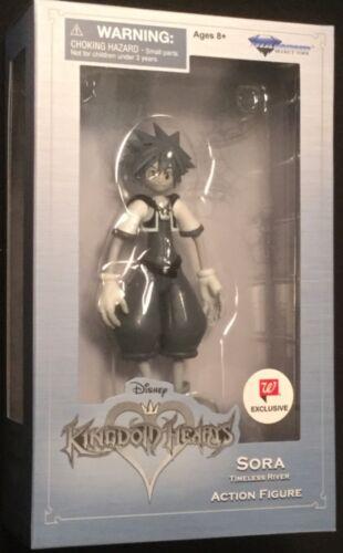 "Disney KINGDOM HEARTS Sora Timeless River 6"" Action Figure Walgreen/'s Exclusive"