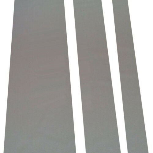 Hi Viz Reflective Sew On Fabric Tape Material Grey Cloth 10 20 25 50mm Metre