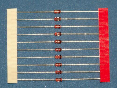 1,3 W 10 x Zenerdioden 100 V