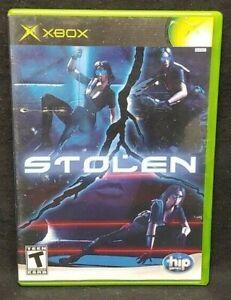 Stolen-Original-Microsoft-Xbox-Game-1-Owner-Near-Mint-Disc