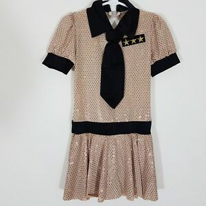 A-Wish-Come-True-Dance-Costume-Style-V712-Boogie-Woogie-Bugle-Boy-LCS-Size-6X-7