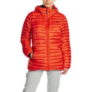 Padded Adidas Women's Hooded Winter Goose Climaheat Jacket Down Frostlight xITT7q