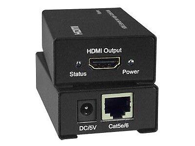 NTI st-c6hd-150-lc Low-Cost HDMI Extender Tx//Rx Set via One CAT5e//6