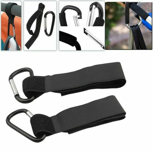 Cup Bottle Holder Carabiners Clips Hooks Organizers for NUNA Baby Strollers