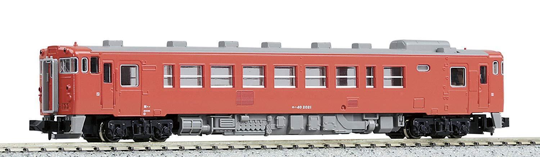 Kato N 6018 Kiha 40 2000 Diesel coche pasajeros de coche con motor