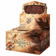 Flesh and Blood Monarch UNLIMITED Booster Box Presell Ships June 4