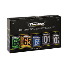 Dunlop 6500 Formula 65 Guitar Care/Maintenance Kit +Picks