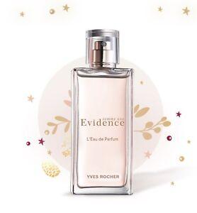 Comme Une Evidence Leau De Parfum Yves Rocher 50 Ml Neuf Sous