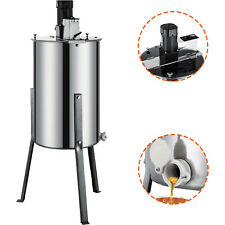 Electric Honey Extractor 24 Frame Beekeeping Equipment Stainless Steel 120w
