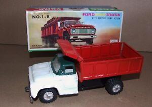 Commande à friction pour camion à benne basculante Ford Atc Asahi n ° 1-b