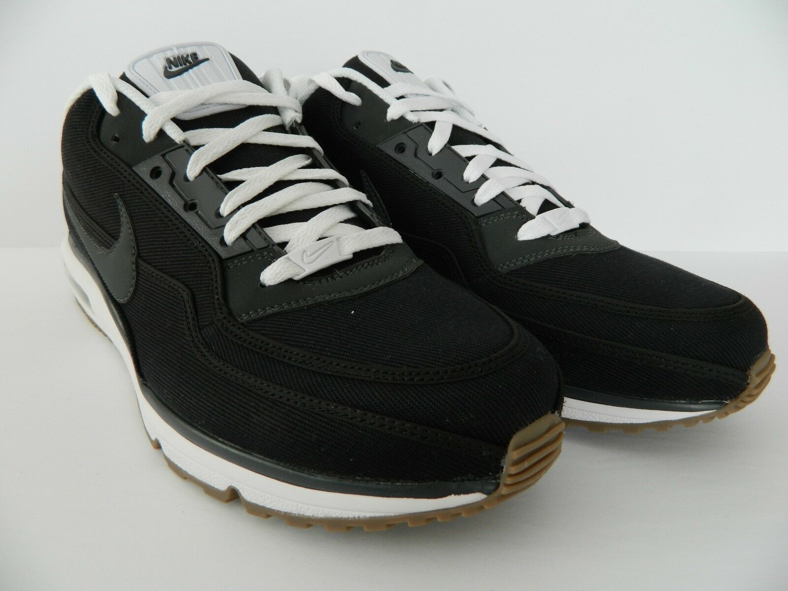 Nike air max ltd 3 txt (nero / antracite bianco nero) (746379 001) pennino
