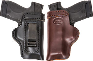 Details about HD Concealed RH LH OWB IWB Leather Gun Holster For Hi-Point 9c