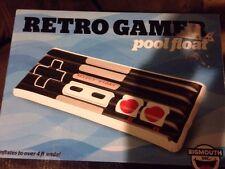 BigMouth Inc Retro Gamers Controller Pool Float