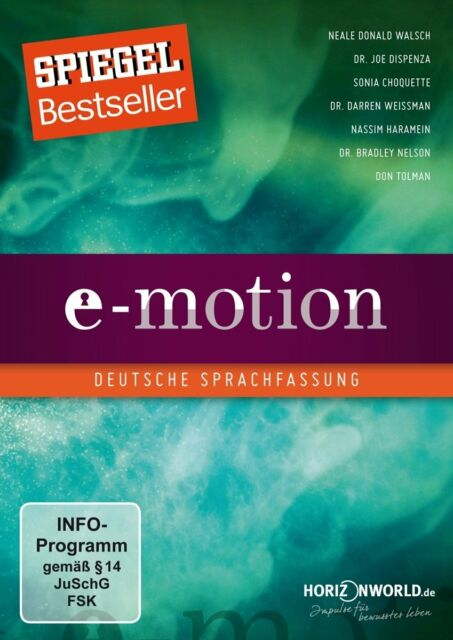 E-MOTION-2-DISC SPECIAL EDITION  - E-MOTION  2 DVD NEU