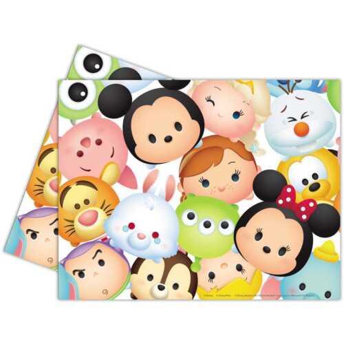 Disney Tsum Tsum Oficial Fiesta De Cumpleaños GAMA Vajilla//Decoración Niños -