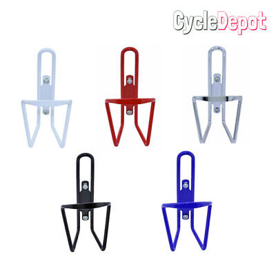 Cage Water Bottle Rack Holder WITH BOLT Beach Cruiser Road Mountain Bike NEW