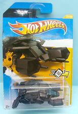 1859 HOT WHEELS / CARTE US / 2012 NEW MODELS / BATMAN THE BAT 1/64
