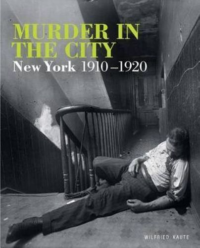 NEW Murder in the City By Wilfried Kaute Hardcover Free Shipping