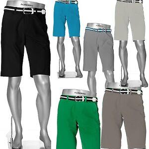 Alberto-Golf-Master-Shorts-Gruen-46