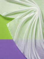 1 metre White Ponge 5 lightweight silk, 90cm wide