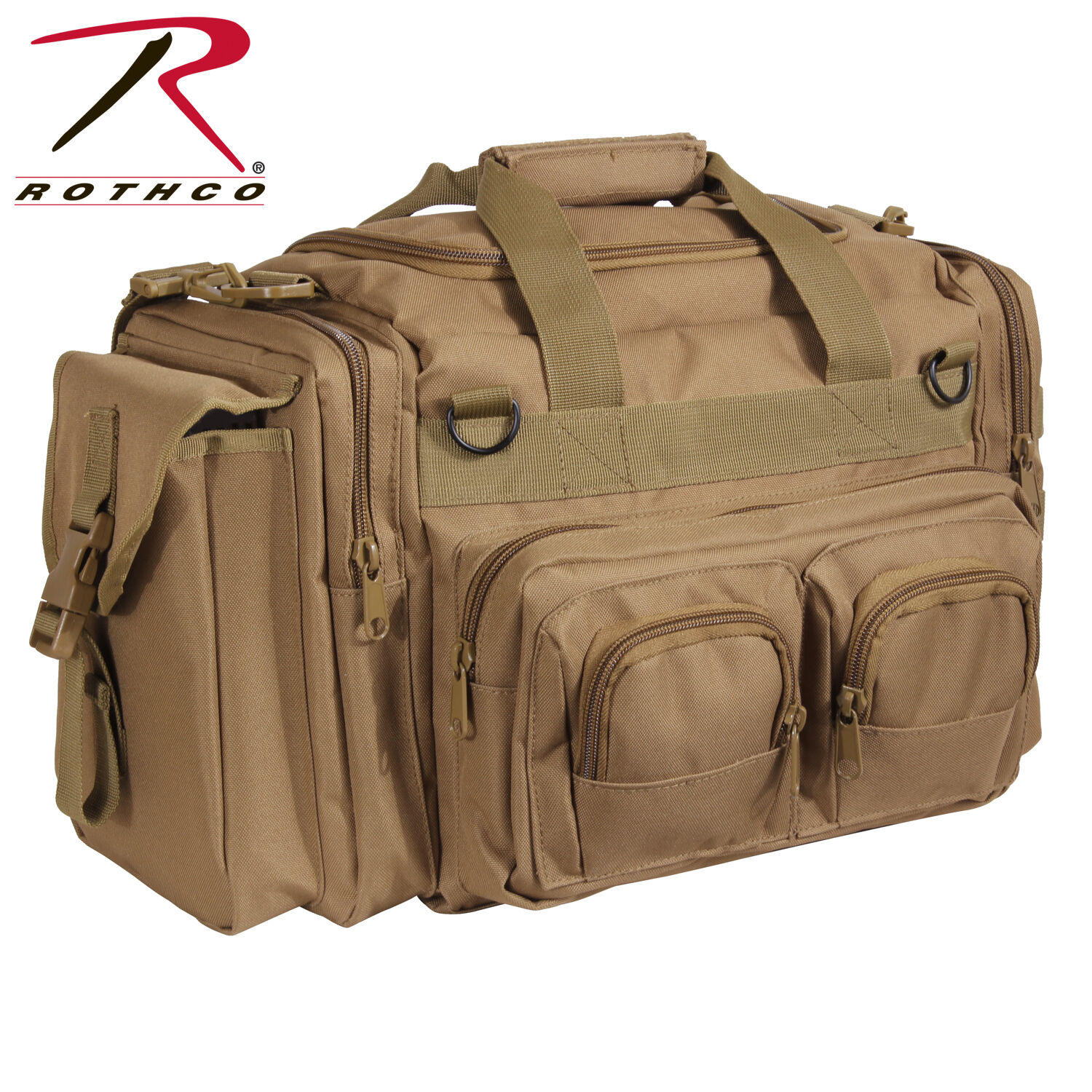 redhco 2653 Concealed Carry Bag - Coyote Brown