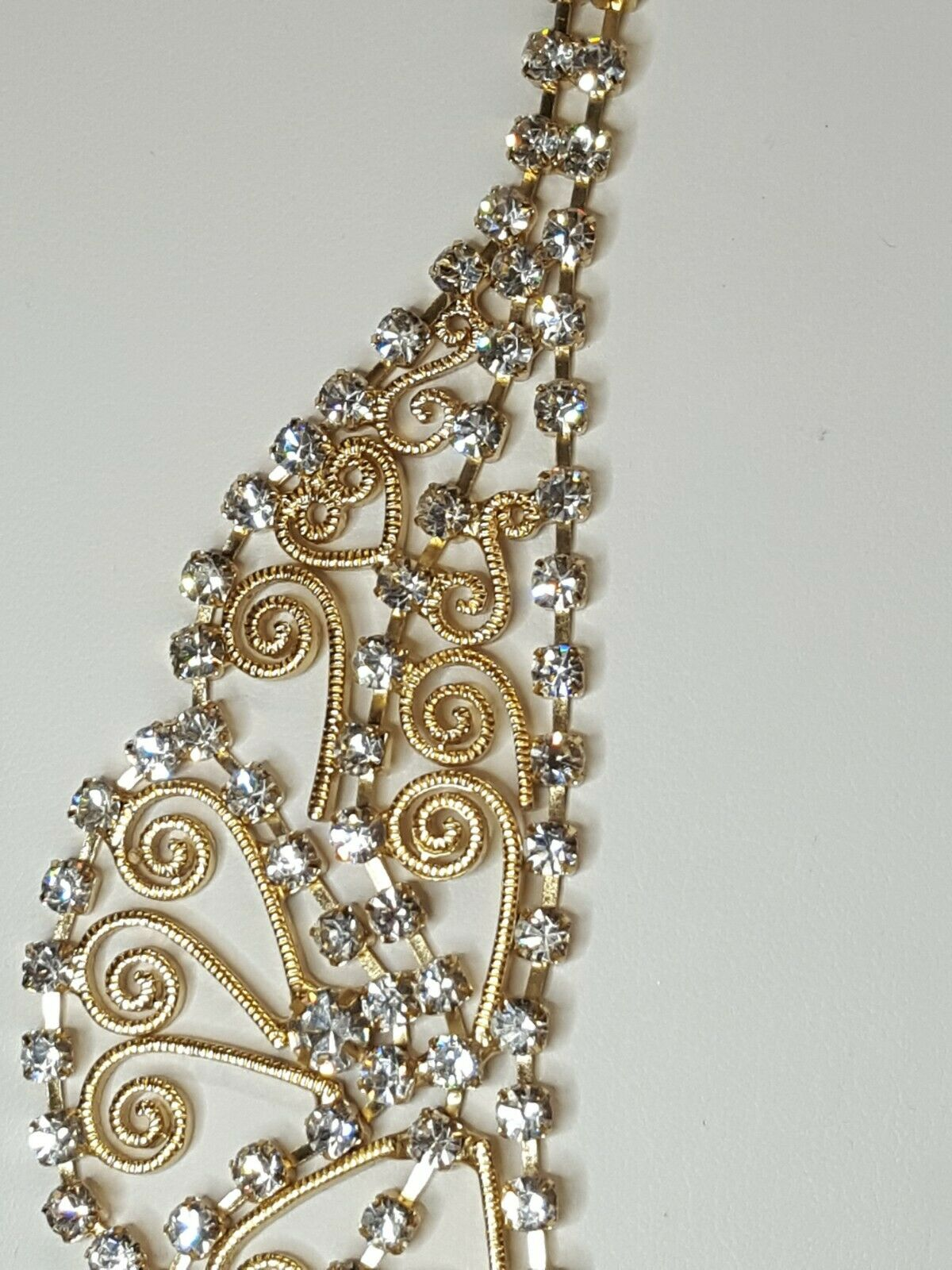 Vintage ARNOLD SCAASI Haute Couture BLING Runway … - image 7