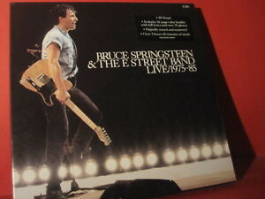 BRUCE-SPRINGSTEEN-amp-THE-E-STREET-BAND-034-LIVE-1975-85-034-5-LP-RECORD-BOX-NEW-MINT