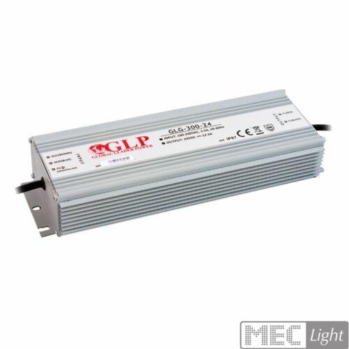 glg-300-24 LED transformateur-Bloc d/'alimentation avec pfc 24v ip67 300w 12,5a étanche-GLP