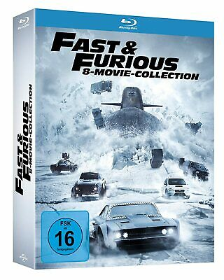 Alle Fast And Furious Teile
