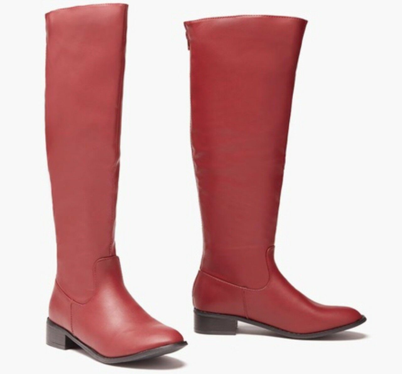 Sociology Damens's or Tall Khloe Stiefel Burgundy or Damens's Braun Sz 6, 8 or 10 NEW 85a170