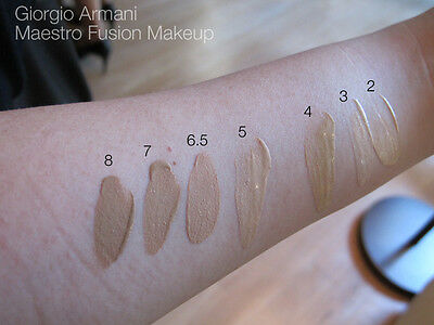 Giorgio Armani Maestro Glow Foundation SAMPLE 2ML ONLY