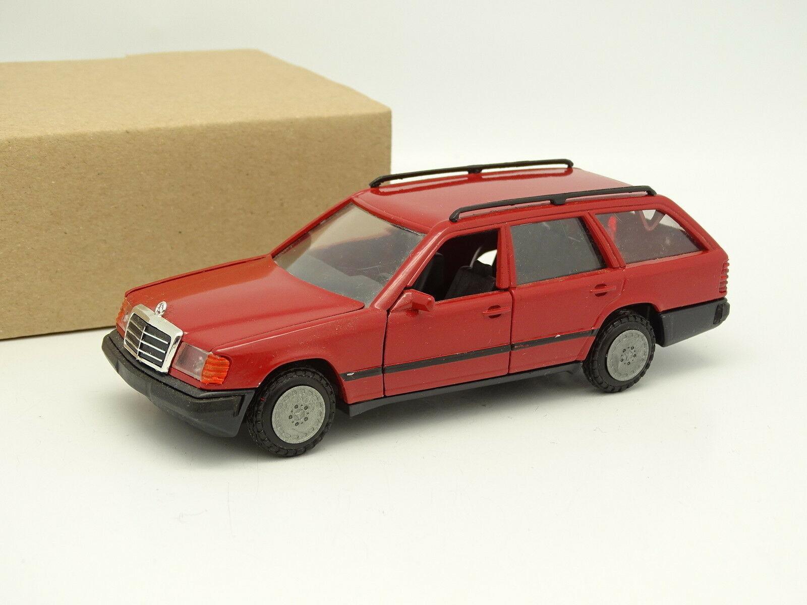 Nzg 1 35 - Mercedes 200 200 200 T 300 Te Break Red bba6cc