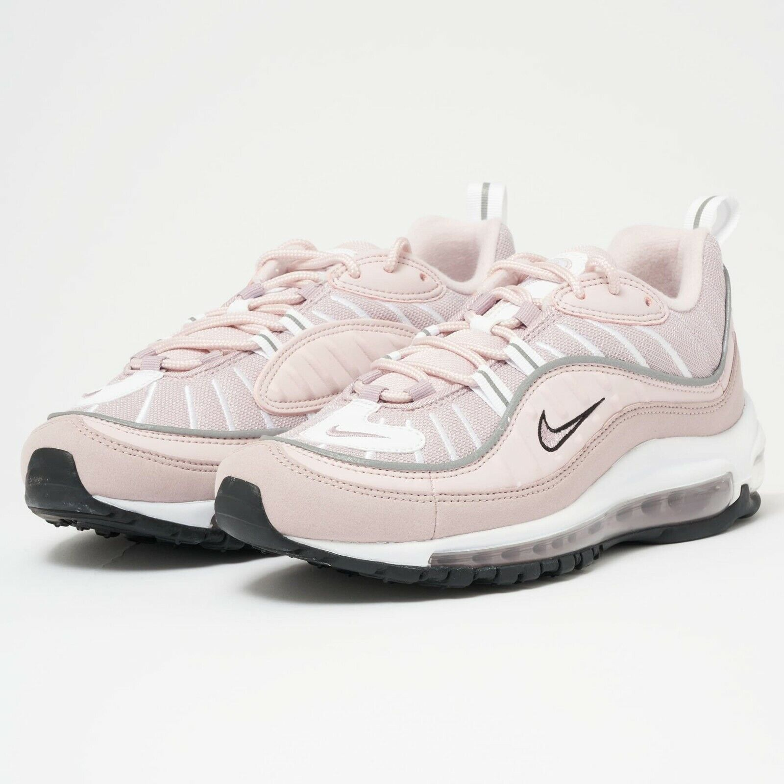 2018 WMNS Nike Air Max 98 SZ 8 Barely pink Elemental pink AH6799-600