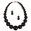Fashion-Women-Crystal-Bib-Pendant-Choker-Chunky-Statement-Chain-Necklace-Earring thumbnail 152